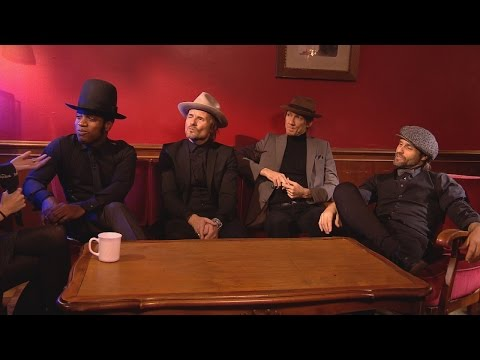 Vintage Trouble Interview | Rockpalast