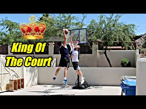 king-of-the-court-w/-friends-**low-rim**