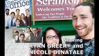 I Found The Real Office | The Office Scranton Vlog
