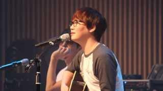130813 넬nell Ocean Of Light Acoustic Ver. @ Sbs Acoustic Concert