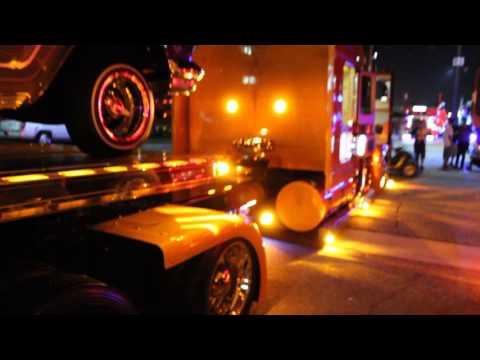 Rollin R At TFK 2016 Light Show