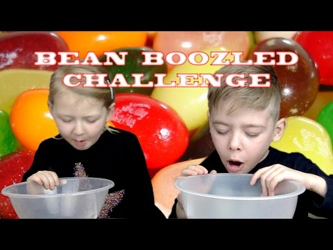 Most Disgusting Bean Boozled Challenge Game Very Gross