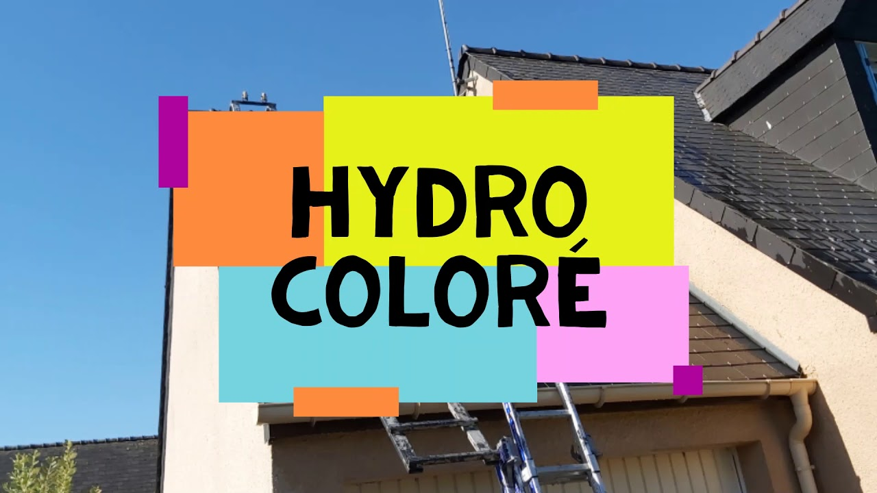 CHANTIER THEIX HYDRO COLOR + VELUX