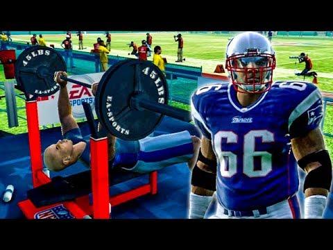 NFL COMBINE & DEBUT AT LEFT TACKLE! - Madden 09 Superstar Mode | Ep.1
