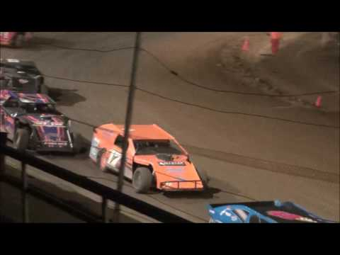 Nicole Spalding Feature Race at Path Valley Speedway 7-2-2016
