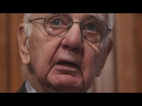 U.S. in a 'hell of a mess in every direction': Volcker