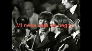 the beatles baby's in black subtitulado español