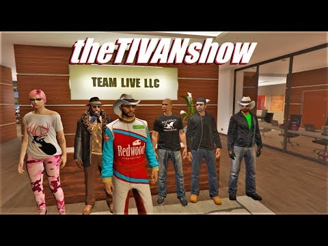 I am BACK =  Saturday Night LIVE STREAM doing some GTA 5 - w/ TIVAN race host MAXTORQUE87