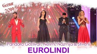 Pandora Gostivari-Nerimi-Nazmija&Stiveni - Potpuri 2019 ( Gezuar 2019 )