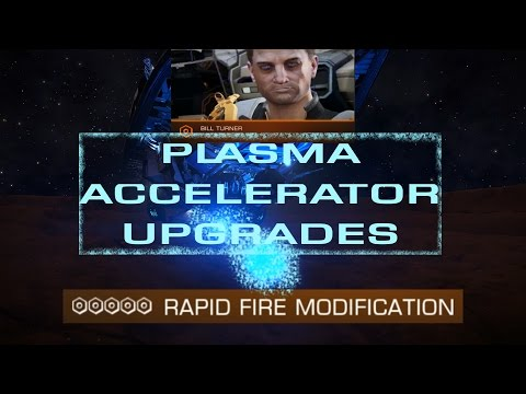 Elite Dangerous: How To Plasma Accelerator Upgrades