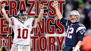 Giants Upset Brady in Super Bowl XLII Rematch