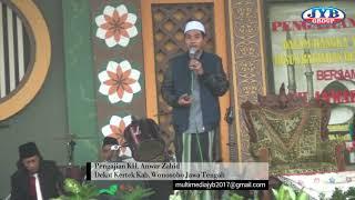 KH  Anwar Zahid 28 Oktober 2017 Dekat Kretek Kab  Wonosobo Jawa Tengah