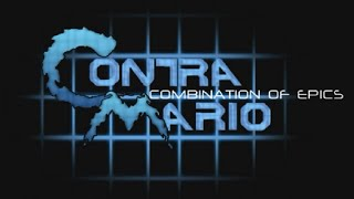 Contra Mario Combination Of Epics Demo прохождение