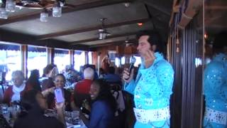 Elvis tribute luncheon by Entertainers Plus!