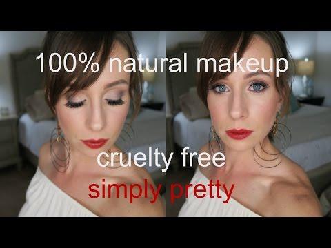 100% Natural Organic Makeup | Maison Jacynthe GRWM | Cruelty Free