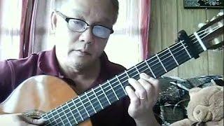 Nắng Chiều (Lê Trọng Nguyễn) - Guitar Cover