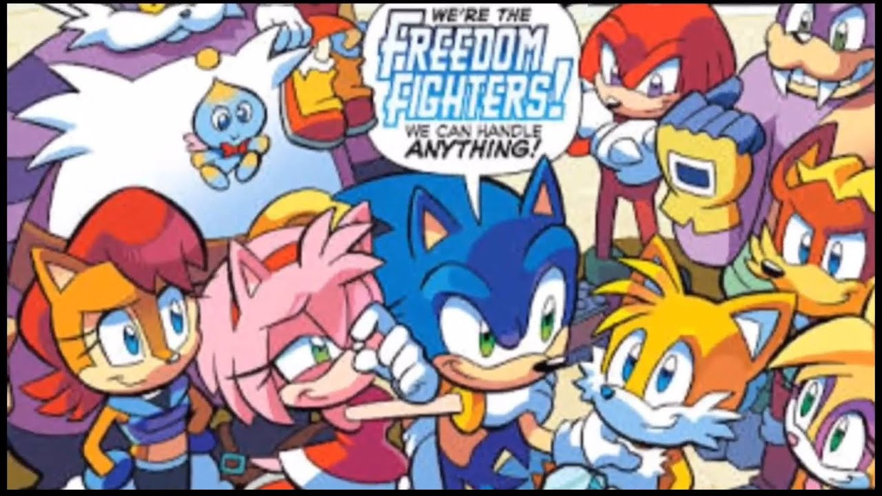 """DOWNLOAD: [AMV] Sonic the Hedgehog SatAM and Archie Comics Tribute – """"Older"""" Mp4 song"""