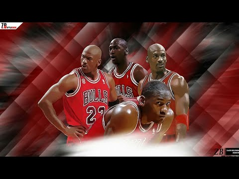 NBA Mix Michael Jordan - Space Jam(HAPPY 55TH BIRTHDAY MJ!!!)