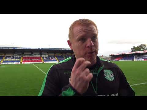 RCFCvHFC | NEIL LENNON POST-MATCH INTERVIEW