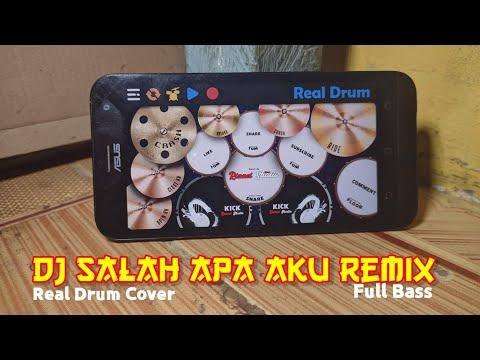 entah-apa-yang-merasukimu-remix-(tik-tok-viral)- -real-drum-cover-terbaru-2019