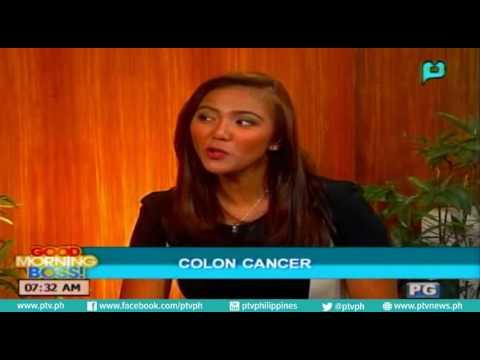 [Good Morning Boss] Paano maiiwasan ang Colon Cancer? [07|11|16]