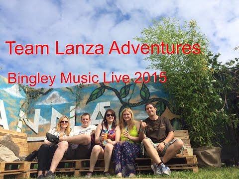 Bingley Music Live 2015