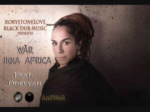 Rorystonelove feat. Odelyah - War Inna Africa (Short Mix)