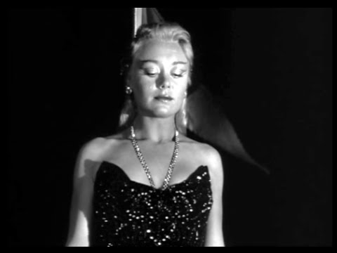 "Encore (1951) - Glynis Johns dives 80 feet into a ""lake of flames"""