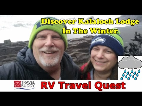 RV Travel to Kalaloch Lodge and Campground in Washington| RV Life | RV Travel Quest