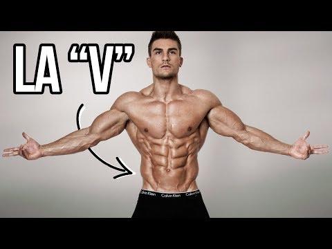 ¿Cómo marcar la V? (EL SECRETO NO ES HACER MÁS ABDOMINALES) Mp3