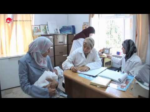 Fortify Parent-and-Child Healthcare in Palestine