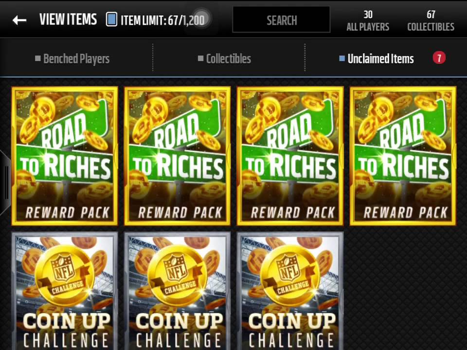 madden mobile 16 coins