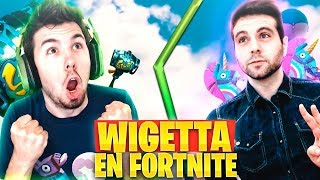 WIGETTA EN FORTNITE: Battle Royale (Duo)