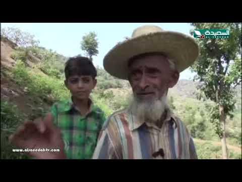 تقرير : عين مرقعه في وادي السلطان في كعيدنه تجري دون إنقطاع (14-9-2018)