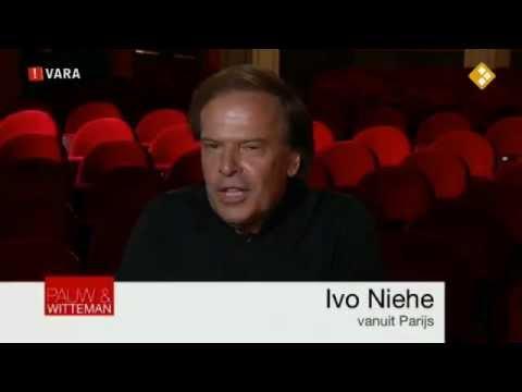 Ivo Niehe recenseert zichzelf bij Pauw en Witteman
