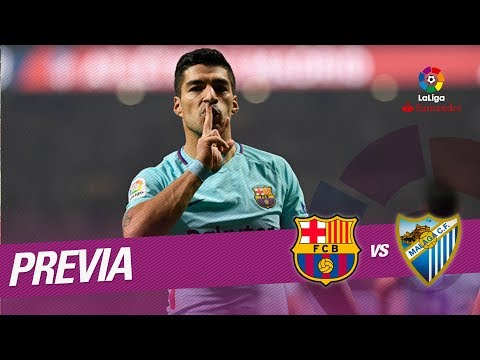 Preview FC Barcelona vs Malaga CF