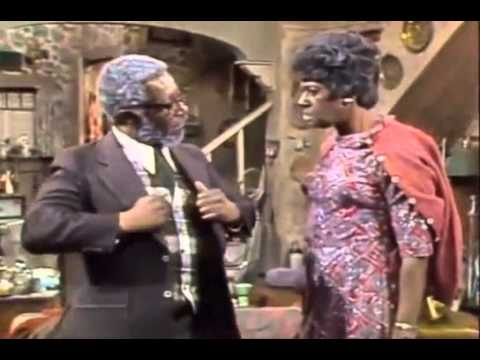 Thug Life Aunt Esther (Sanford & Son)