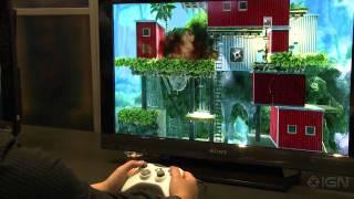 Bionic Commando Rearmed 2 Gameplay - E3 2010