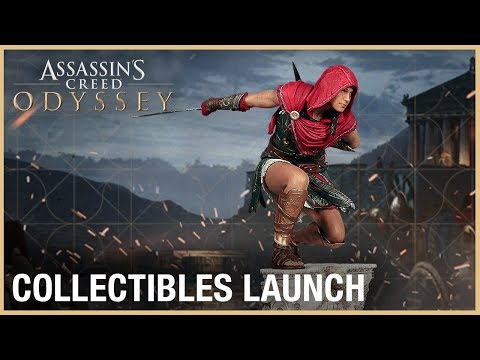 Assassin's Creed Odyssey: Collectibles | Launch | Ubisoft [NA] thumbnail