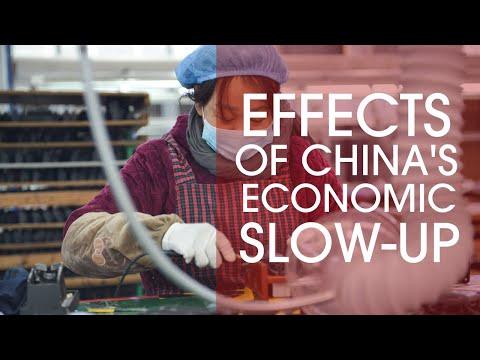 How China's economic slowdown will impact Africa