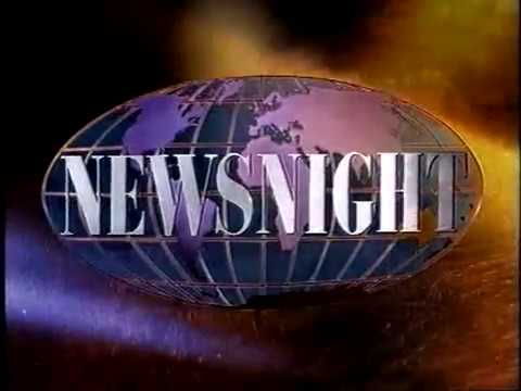 Newsnight 19 March 1997