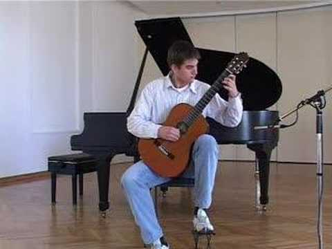 Bojan Ivanovski - Luigi Legnani Caprice No. 7