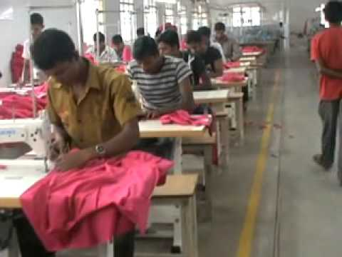 Gaga Exports Tirupur-India,Sewing Factory -II nd View