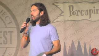 John Durant - Fundamentals of a Paleo Diet: Intro and Q&A - PorcFest X
