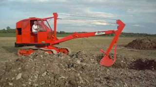 Repeat youtube video Bantam Cable Backhoe