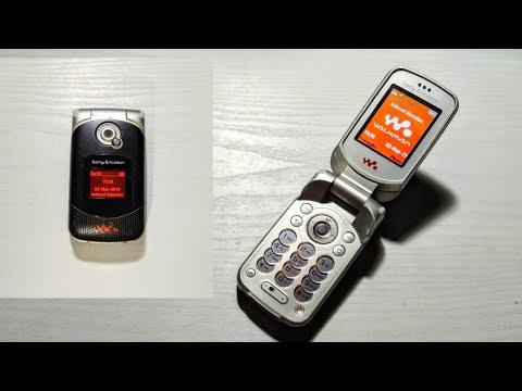 Sony Ericsson W300 - Review, ringtones