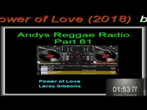 Andys Reggae Radio-Part 61