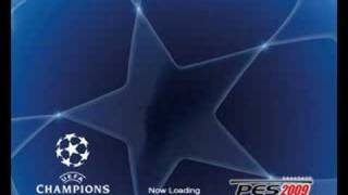 Pro Evolution Soccer 2009 Champions League Photos