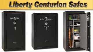 Liberty Centurion Safe-gun Safe Review