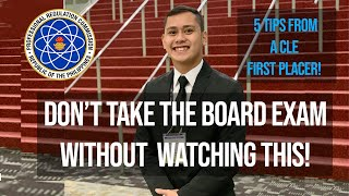 5 TIPS ON HOW TO STUDY FOR THE BOARD EXAMINATION